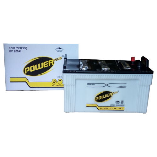 Powerplus Aki Truk N200